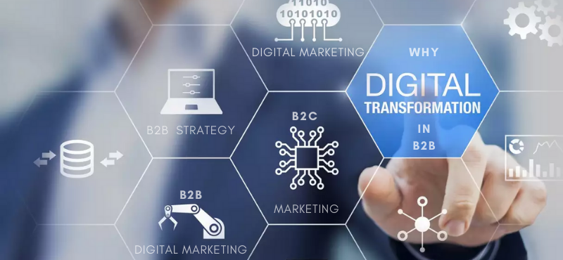 Why Digital Marketing Concept Stepped into Business-to-Business?